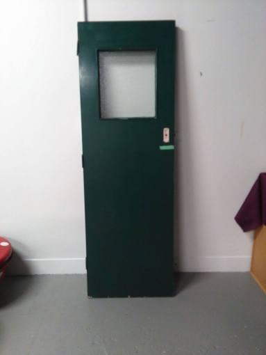 Fig 1. Door