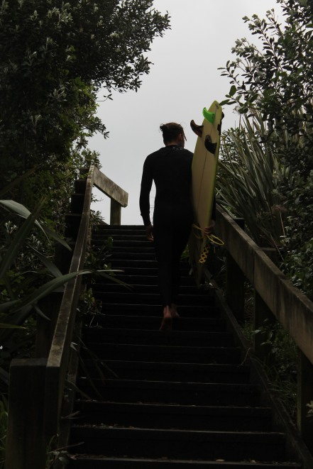 Time to surf