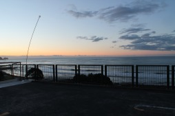 Looking out to the Tasman Sea