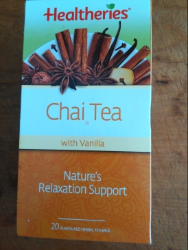 'Chai' has origins in China and India