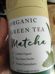 Matcha from China