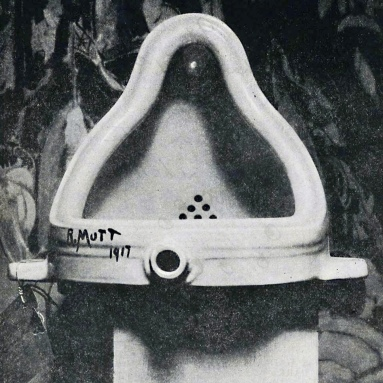 Fig 3. Duchamp, M - Fountaine (1917)