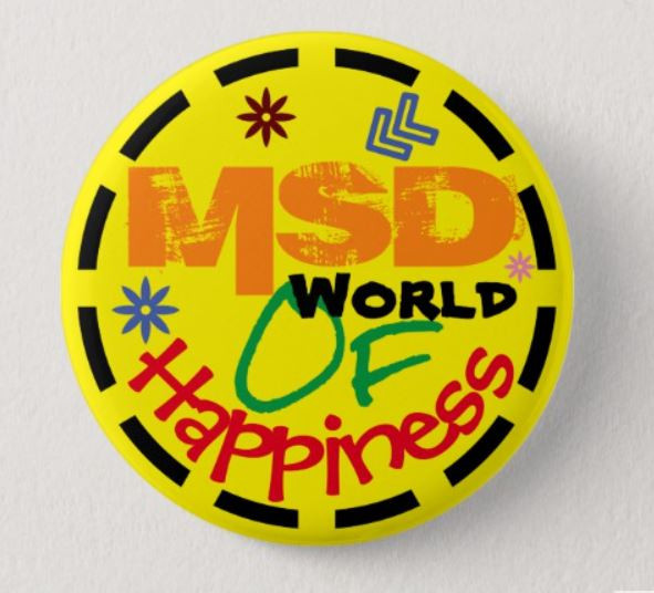 MSD Badge